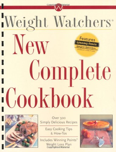 Compare Textbook Prices for Weight Watchers New Complete Cookbook 1 Edition ISBN 0021898637161 by Weight Watchers International Inc. Staff