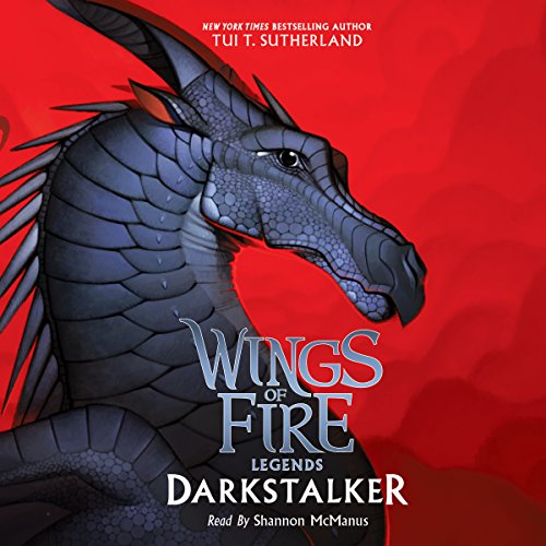 Darkstalker audiobook cover art