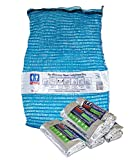 RESTOP 2 Wilderness Kit - 5 Quantity Individually Packaged Portable Toilet Leak Proof Waste Bags Inside of 1 Mesh Tote - Waste Bags Are For Solid (Poop) and Liquid (Pee)