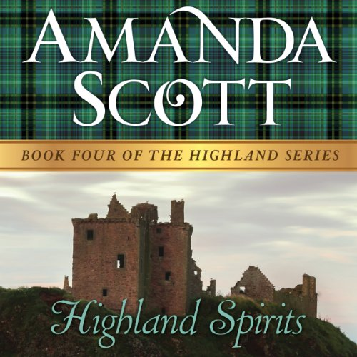 Highland Spirits audiobook cover art