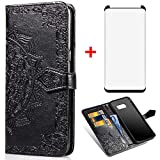 Phone Case for Samsung Galaxy S8 Plus Wallet Purse Cover