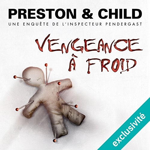 Vengeance à froid audiobook cover art