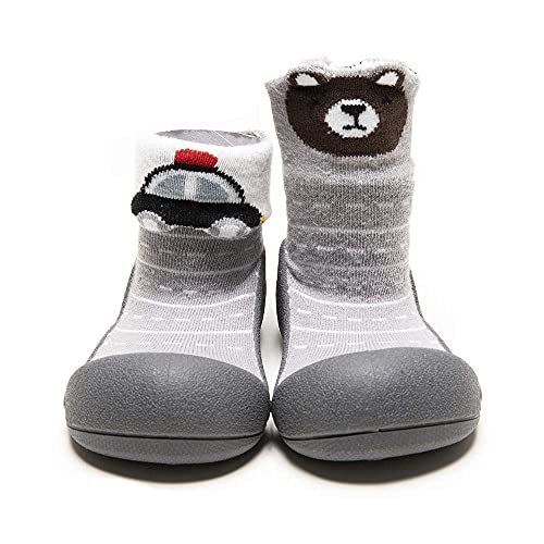 Attipas - Zapatos Two Style Gris Attipas Talla 19