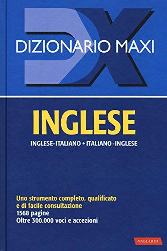 Dizionario maxi. Inglese. Italiano-inglese, inglese-italiano