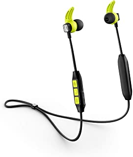 Sennheiser CX Sports, Bluetooth In-Ear Wireless Sports Headphone - Black/yellow