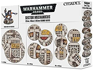 sector mechanicus bases