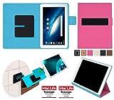 reboon Hülle für Odys Space 10 Plus 3G Tasche Cover Case Bumper   in Pink   Testsieger