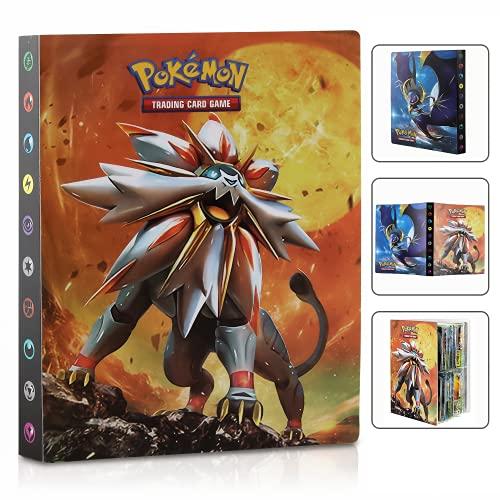 Pokemon Cards Holder Album,Pokemon Card Folder, Pokemon Cards Holder...