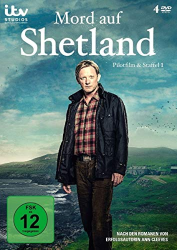 Mord auf Shetland - Pilotfilm & Staffel 1 [4 DVDs]