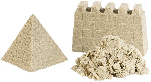 Playtastic : Kinetischer Sand grob, 1 kg (Spielsand)