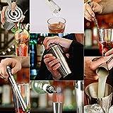 Zoom IMG-2 ayaoqiang cocktail shaker set di