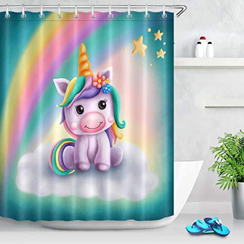 cortina unicornio fabricante WEIZHE
