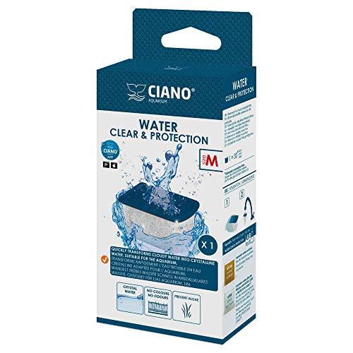 Cartuchos de filtro para acuario Ciano Water Clear, CF80, 1 unidad