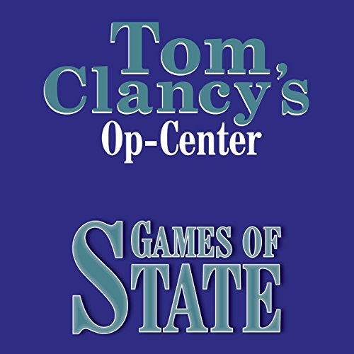 Games of State audiobook cover art