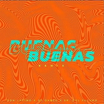 Buenas Buenas (feat. Dj Darzu & Sr del Futuro)