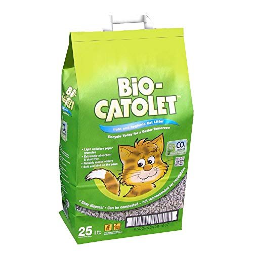 Bio-Catolet | Cat Litter | 25l
