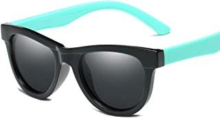 Fashion Polarized Sunglasses Children Cartoon Cute Sunglasses Personality Sunglasses (Color : Black, Size : Free)