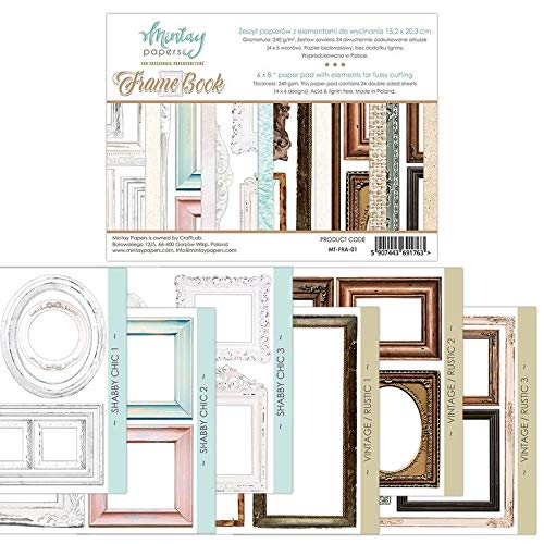 """MTY Paper Pad 6""""x8"""" - Frame Book"""