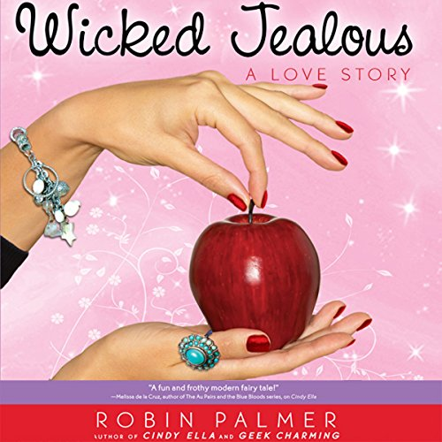 Wicked Jealous audiobook cover art