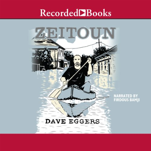 Zeitoun audiobook cover art