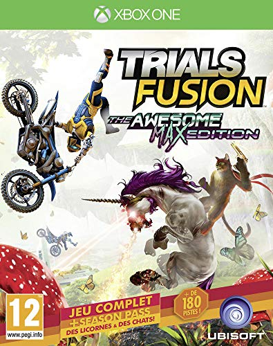 Trials Fusion - Awesome Max Edition