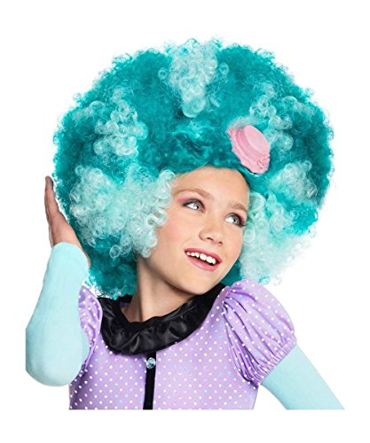 Monster High Honey Swamp Girls Costume Wig