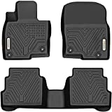 YITAMOTOR Floor Mats Compatible with Mazda CX-5, Custom Fit Floor Liners for 2017-2021 Mazda CX5, 1st & 2nd Row All Weather Protection