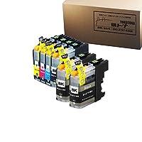 LC111 互換インクタンク LC111-4PK-2BK 「4色セットとブラック2本のセット」 ブラザー用 MFC-J980DN DWN MFC-J890DN DWN MFC-J870N MFC-J820DN DWN MFC-J720D DW DCP-J952N DC P-J752N DCP-J552N