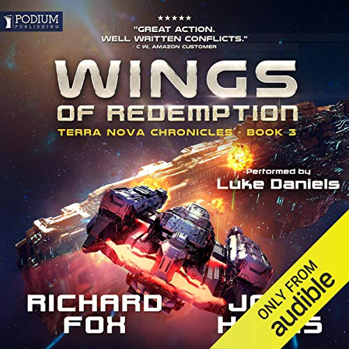 Wings of Redemption Titelbild