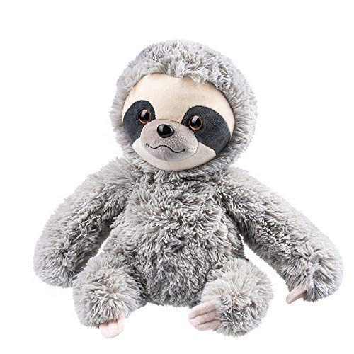 FANCY Faultier Kuscheltier 27 cm Kuschel Faultier Plüsch Sloth Stofftier Plüschtier Süß Plush Geschenk für Kinder und Erwachsene, Mädchen und Jungen