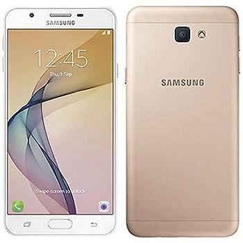 Samsung Galaxy J7 Prime  32GB  G610F/DS - 5.5  Dual SIM Unlocked Phone with Finger Print Sensor  Gold