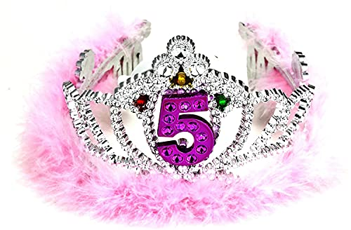 Forum Novelties 5th Birthday Flashing Tiara