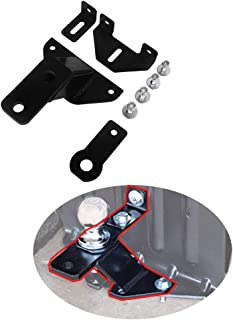 Lonwin Universal Lawn Garden Tractor Hitch Tow Receiver Support Brace Kit