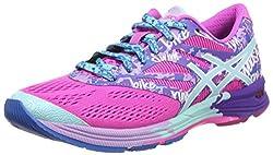 Asics Gel-noosa Tri 10, Női futócipő, rózsaszín (rózsaszín Glow / aqua Splash / fuchsia 3567), 40 EU