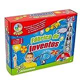 Science4you-5600983600225 Fábrica de Inventos, Juguete Educativo y Científico para Niños +8 Años, Multicolor, única (600225)