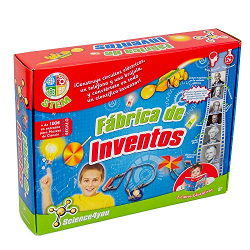 Science4you-5600983600225 Fábrica de Inventos