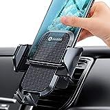 【令和改善版】Andobil 車載ホルダー 車 スマホホルダー 取り付け簡単 エアコン吹き出し口式/超高い耐摩耗性/ワンタッチ自開/4-7インチ全機種対応 iPhone/Samsung/Sony/LG/Huawei など