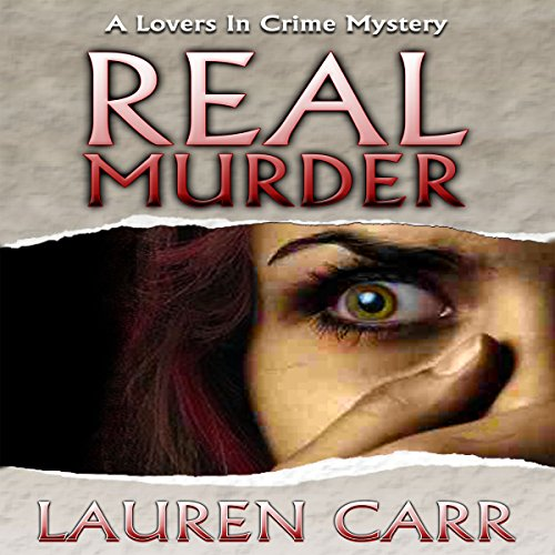 Real Murder audiobook cover art