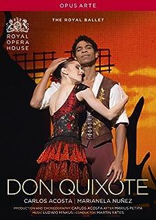 英国ロイヤル・バレエ「ドン・キホーテ」(作曲:ミンクス)[DVD]