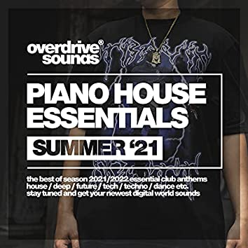 Piano House Essentials (Summer '21)