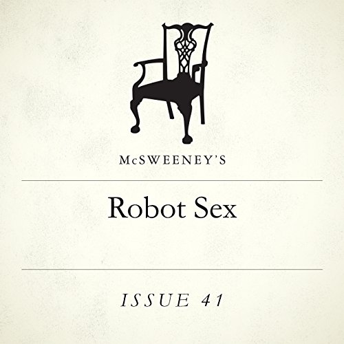 Robot Sex audiobook cover art