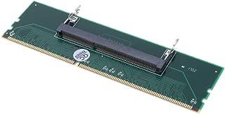 DDR3 Laptop RAM para Desktop Adaptador conversor de cartão, Módulo de Conversão de Memória de Computador