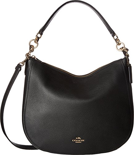 Coach Chelsea Ladies Medium Leather Hobo Handbag 58036