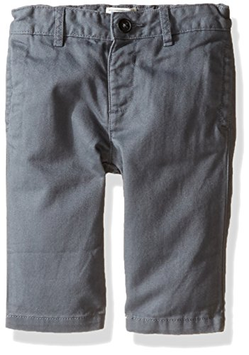 The Children's Place boys Chino Pants, Storm 7643, 12-18 Months US