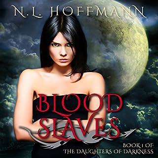 Blood Slaves audiobook cover art