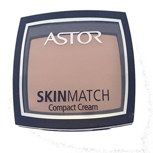 Astor Skin Match Compact Cream Powder-302 Deep Beige