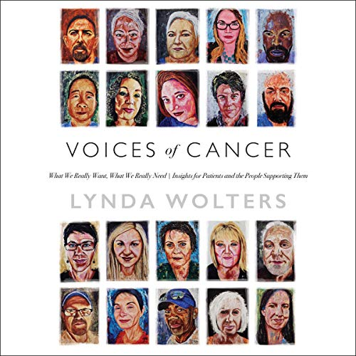 Voices of Cancer audiobook cover art