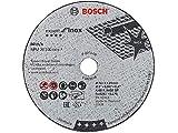 Bosch Professional 5 Stück Trennscheibe (Expert for Inox, Zubehör für Winkelschleifer mit 10mm...