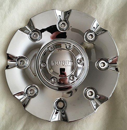 Deal on Wheels Incubus Jinx Chrome Center Cap New Part # EMR0716-TRUCK-CAP LG0608-84