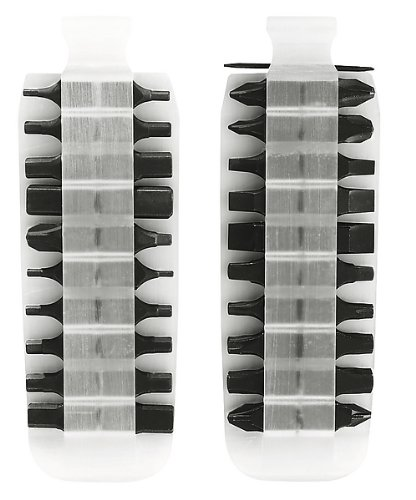 Leatherman Bit Kit, mit Nylonetui, für die Modelle Charge AL, ALX, TTi, Ti/XTi, Wave und Surge